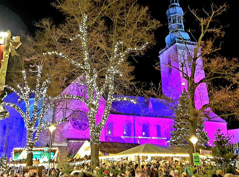 Weihnachtsmarkt Soest Frauennetzwerk Hellweg