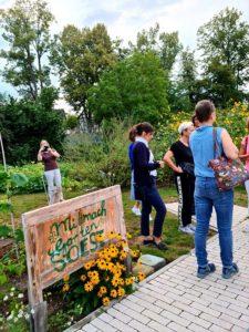 Mitmachgarten 2 - Frauennetzwerk Hellweg